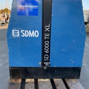 Stromerzeuger SD 6000 TE XL