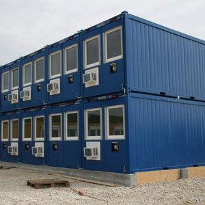 Containex Bürocontainer