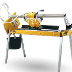 Cedima Tischsäge CTS-26 XL bei Schreiber Baumaschinen