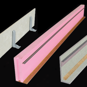 Deckenrandschalung XPS 35 FZ Thermo bei Schreiber Baumaschinen