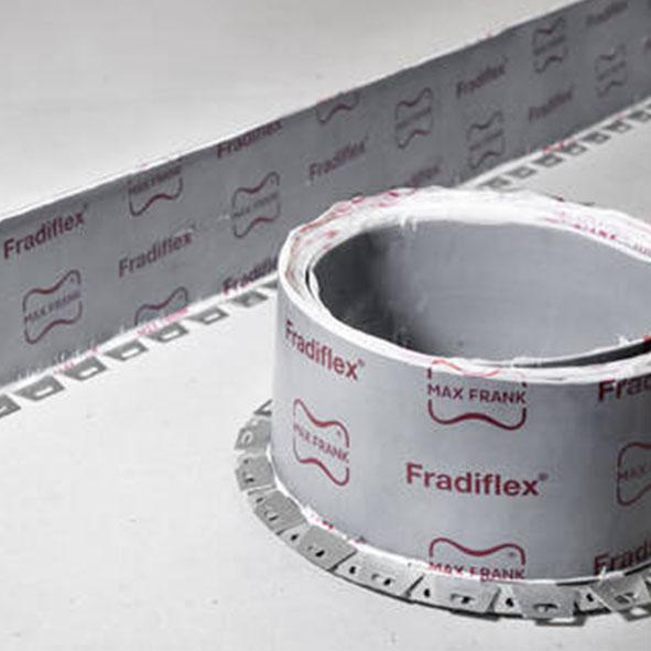 Max Frank Fradiflex® Fugenblech bei Schreiber Baumaschinen