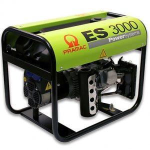 Stromerzeuger ES 3000 von Pramac bei Schreiber Baumaschinen in Bremen, Bremerhaven oder Lüneburg
