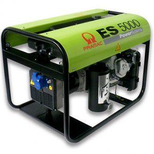 Stromerzeuger ES 5000 von Pramac bei Schreiber Baumaschinen in Bremen, Bremerhaven oder Lüneburg