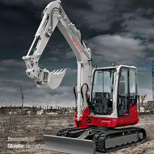 Takeuchi TB 250 V2 zum Sonderpreis bei Schreiber Baumaschinen in Bremen, Bremerhaven oder Lüneburg