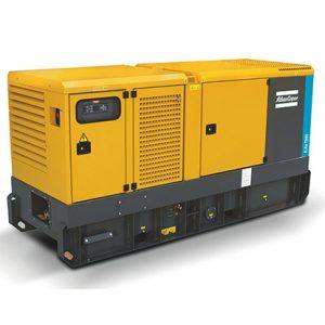 Elektrischer mobiler Kompressor von Atlas Compco bei Schreiber Baumaschinen in Bremen, Bremerhaven oder Lüneburg