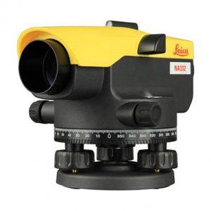 Automatischer optischer Nivellierer NA332 bei Schreiber Baumaschinen in Bremen, Bremerhaven und Lüneburg